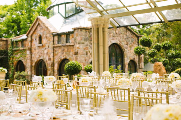 Gold And Cream Wedding In Johannesburg South Africa
