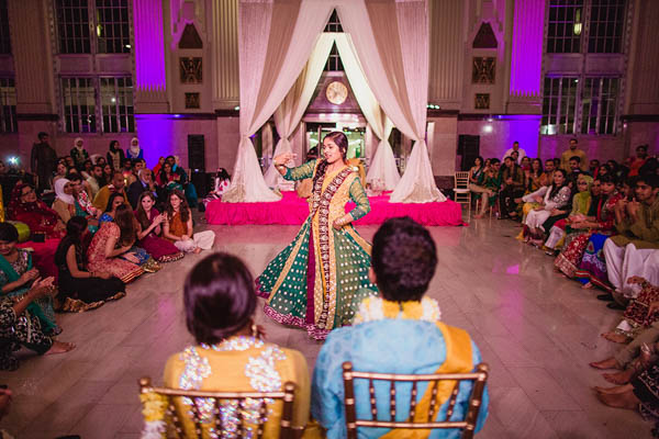 traditional Indian wedding ceremony