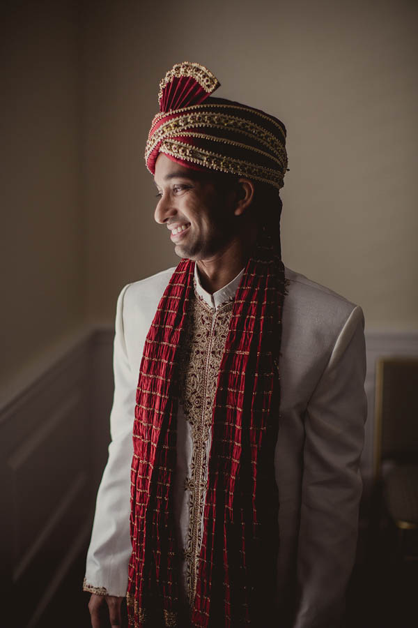 traditional Indian groom fashion