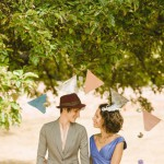 Hand-Crafted Vintage Picnic Wedding