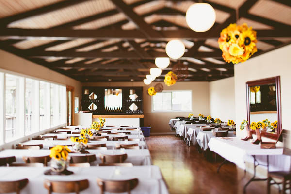 elegant seaside wedding venue at Merryman's Beachhouse