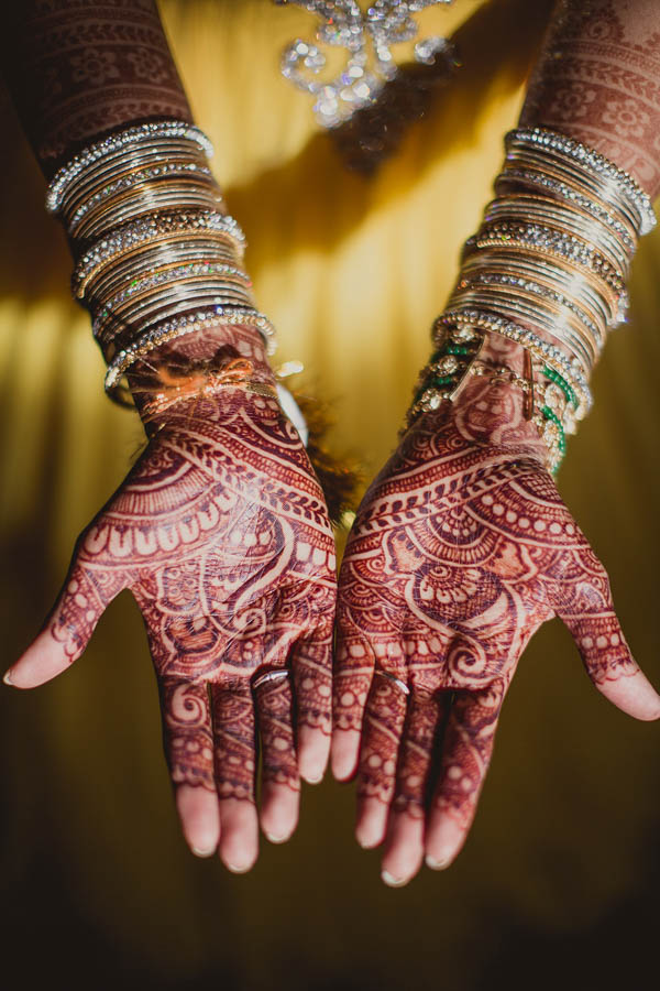 beautiful intricate Indian wedding henna designs