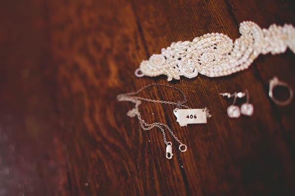 elegant bridal accessories