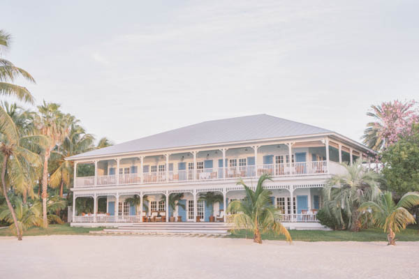 intimate beach wedding venue in Islamorada, FL, photo by Chris Glenn | via junebugweddings.com