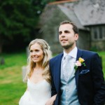 English Countryside Garden Wedding on the Graythwaite Estate