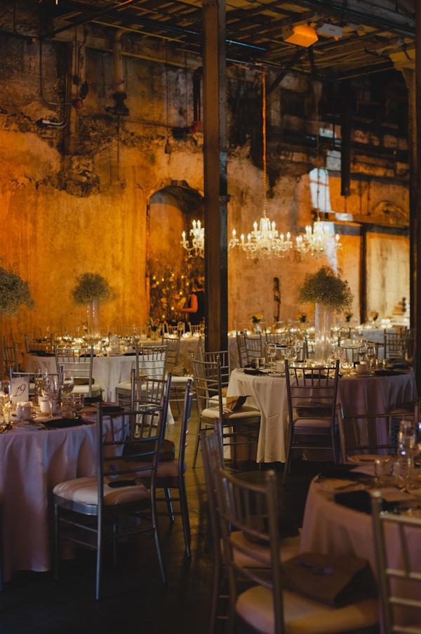 Romantic Candlelit Wedding In Toronto