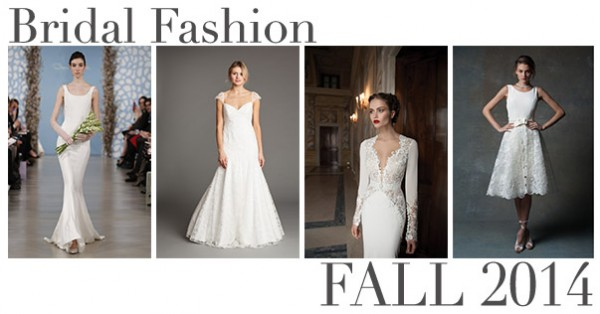 Fall Bridal Fashion