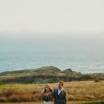 Casual Coastal Wedding in Sea Ranch, California