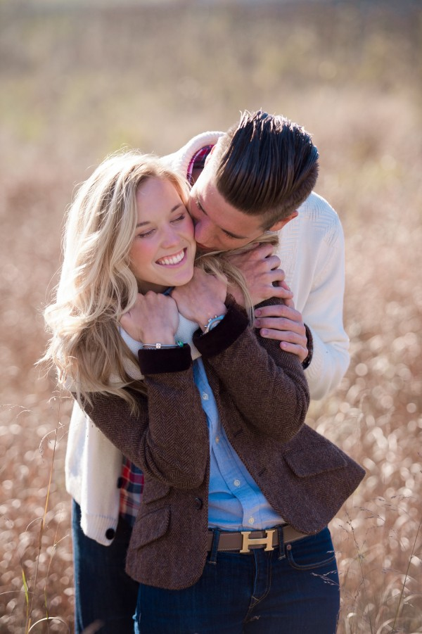 engagement shoot by Matthew Moore Photography