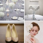 Neutral Wedding Color Palette Inspiration