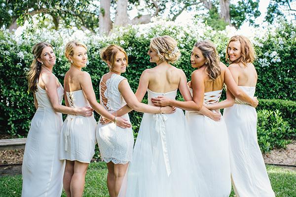 Charming Australia Wedding With Gorgeous Party Style