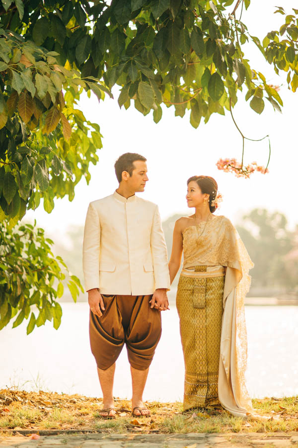 Traditional Thai Wedding Junebug Weddings