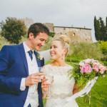Mamma Mia Inspired Italian Destination Wedding