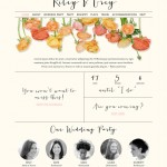 Wedding Websites from Riley & Grey