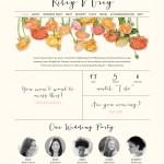 Wedding Websites from Riley & Grey
