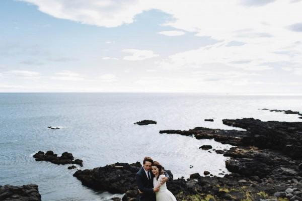 Adventurous Icelandic Wedding