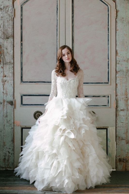 What's Trending - Bridal Gowns With Sleeves