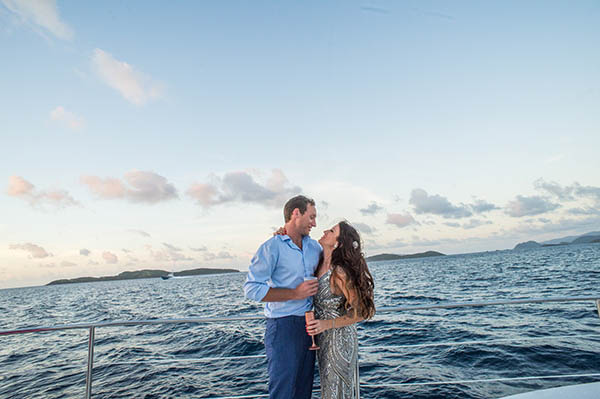 Sparkling Wedding in St. Thomas