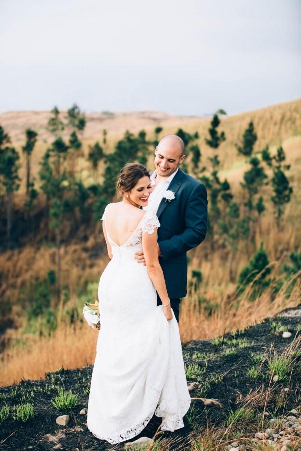 Traditional Greek Wedding in Fiji | Junebug Weddings