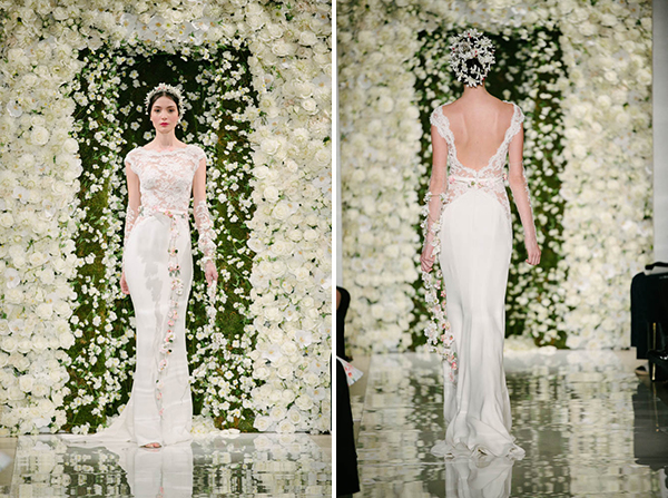 Reem acra wedding blog posts archives junebug weddings luckily for you weve got some of the most beautiful wedding gowns for part two of our best of bridal market wrap up designers reem acra junglespirit Choice Image
