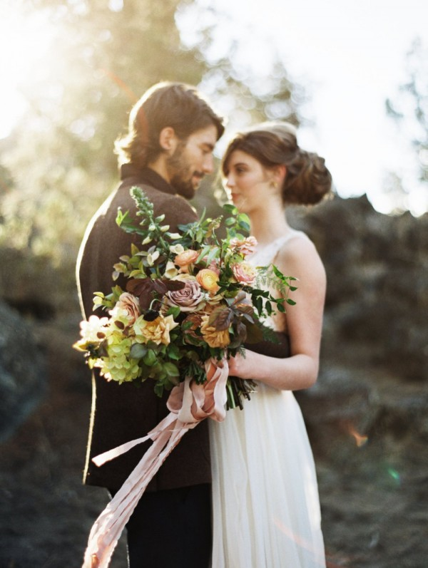 earthy allure styled shoot
