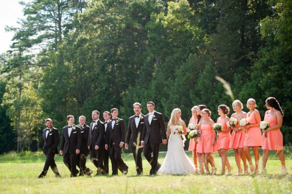 Coral-Rustic-Southern-Wedding-17