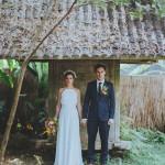 Vibrant Bali Wedding at Bambu Indah