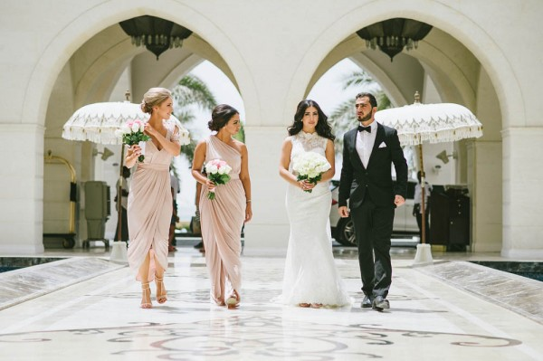 luxurious Dubai wedding