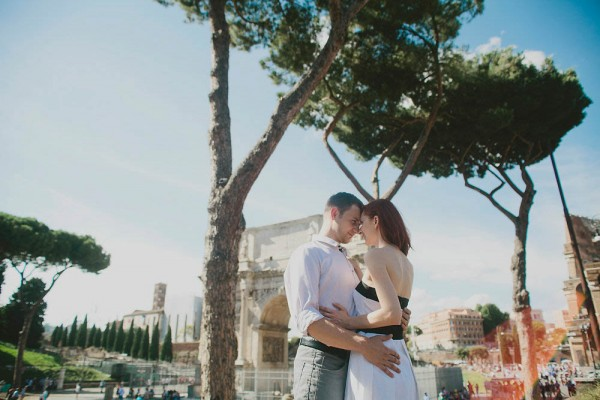 Italian anniversary session