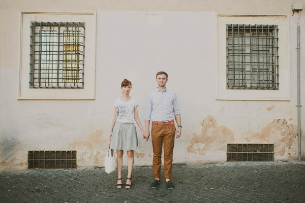 couple portraits in Italy