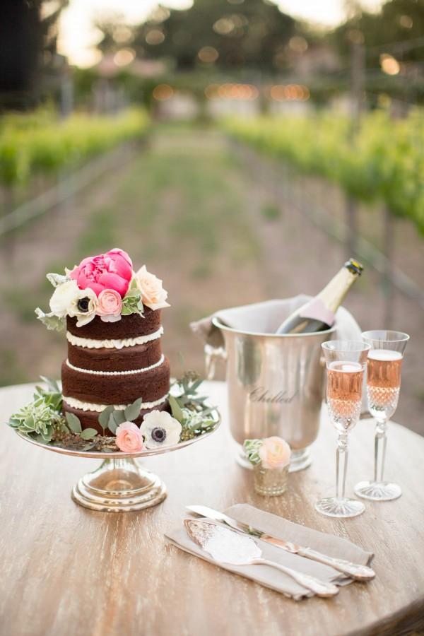 romantic wedding at Sogno del Fiore