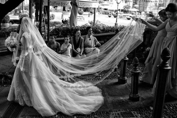 gorgeous wedding veil
