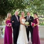 Glamorous Wedding in Saratoga, California