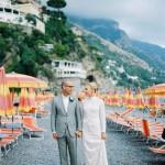 Intimate Destination Wedding off the Amalfi Coast