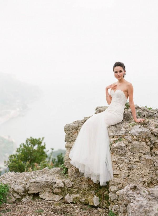 Modern Vintage Styled Shoot in Italy | Junebug Weddings