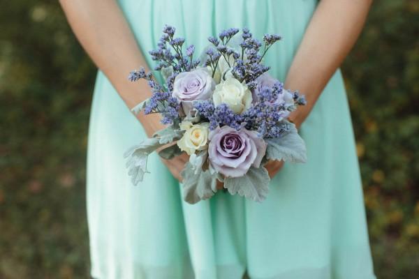 Pastel Barn Wedding in Virginia | Junebug Weddings