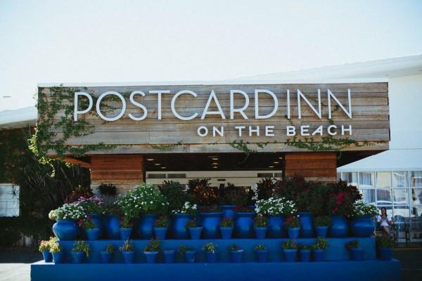 Postcard Inn Beach Wedding Jonathan Connolly 1