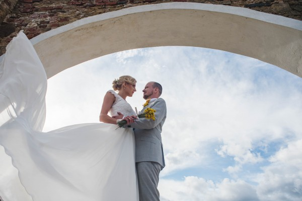 Alternative Wedding In Lithuania