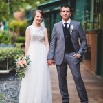 Dazzling Wedding at the King Plow Arts Center