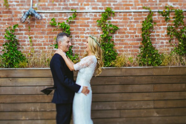 Earthy Brooklyn Wedding At Kings County Distillery 10 Of