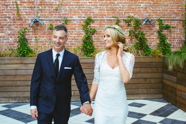 Earthy Brooklyn Wedding At Kings County Distillery 11 Of