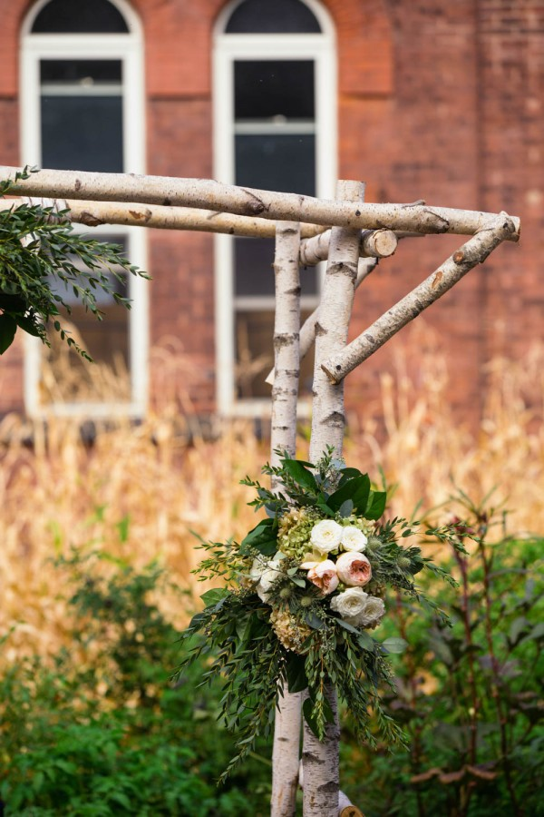 Earthy Brooklyn Wedding At Kings County Distillery 15 Of