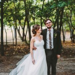 Quirky Vintage Texas Wedding