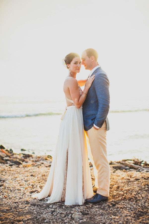 Vintage Hawaiian Wedding In Maui 28 Of 35