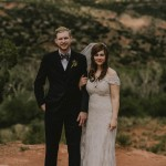 Vintage Inspired West Texas Wedding