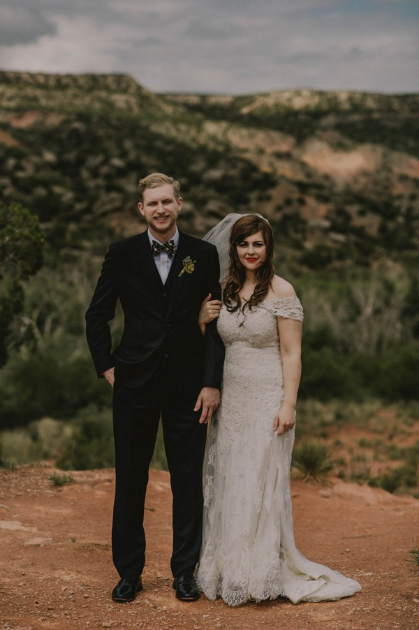 Vintage Inspired West Texas Wedding Joseph 16 Of