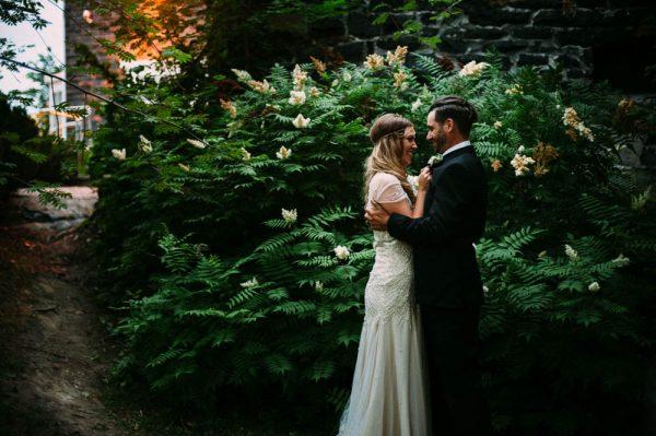 Handcrafted Wedding in Sudbury Ontario Junebug Weddings