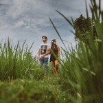 Beach Engagement Session in Bali