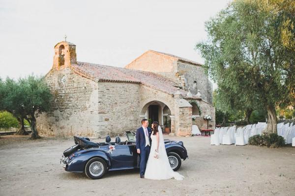 Charming Vintage Spanish Wedding