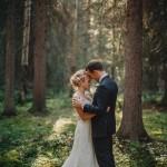 Glamorous Wedding at Fairmont Banff Springs Hotel